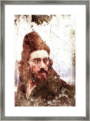 Serpico Framed Print by Andrea Barbieri