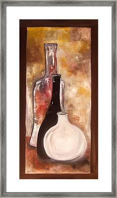Sesav Framed Print by Andrea Vazquez-Davidson