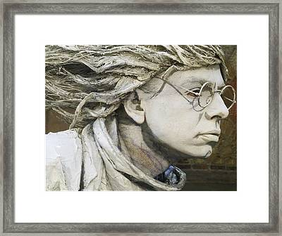 Set In My Ways Framed Print by Paul Lovering