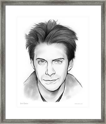 Seth Green Framed Print