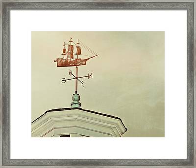 Setting Sail Framed Print by JAMART Photography