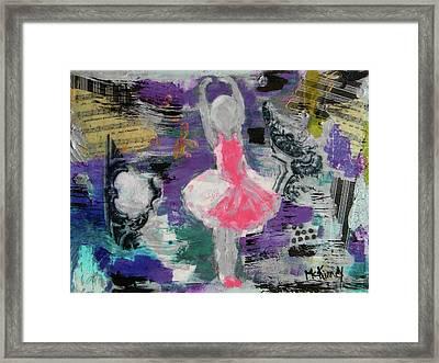 Sevella Framed Print