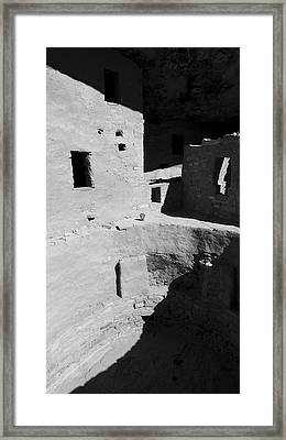 Seven Framed Print by Skip Hunt