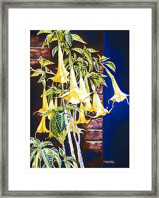 Seventh Heaven Framed Print by Mike Hill