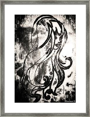 Seventies Framed Print by M Images Fine Art Photography and Artwork