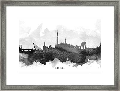 Seville Cityscape 11 Framed Print
