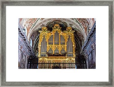 Seville - Hospital De Los Venerables Sacerdotes 5 Framed Print