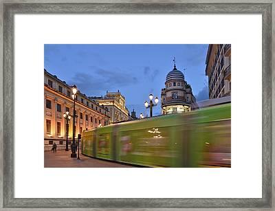 Seville Spain Framed Print by Marek Stepan