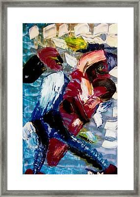 Sex Violence Of 1995 Framed Print