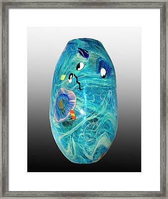 Seychelle Islands Series Framed Print by Pringle Teetor