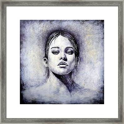 Sfumato 1 Framed Print by Ole Hedeager Mejlvang