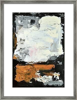 Shabby03 Framed Print by Emerico Imre Toth
