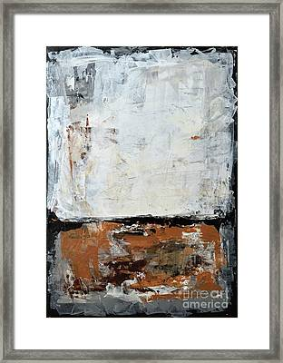 Shabby07 Framed Print by Emerico Imre Toth