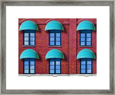 Framed Print featuring the photograph Shade by Paul Wear