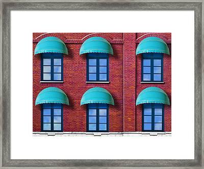 Shade Framed Print by Paul Wear
