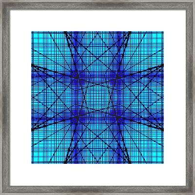 Shades 12 Framed Print by Mike McGlothlen