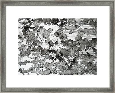 Shades Of... Framed Print