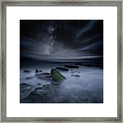 Shades Of Yesterday Framed Print by Jorge Maia