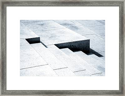 Shadow And Light Framed Print by Joana Kruse