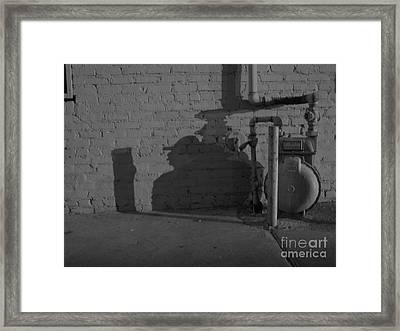 Shadow Catcher Framed Print