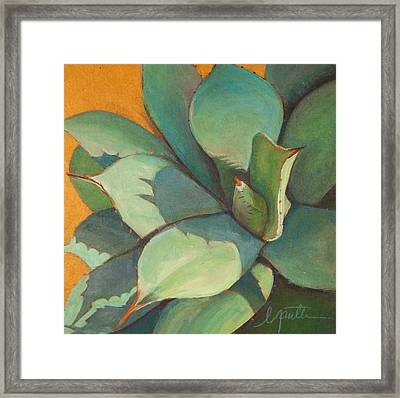 Shadow Dance 1 Framed Print by Athena  Mantle