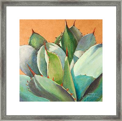 Shadow Dance 2 Framed Print