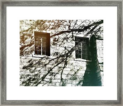 Shadow Days Framed Print by JAMART Photography