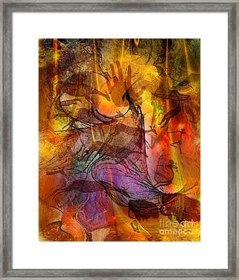 Shadow Hunters Framed Print by John Beck