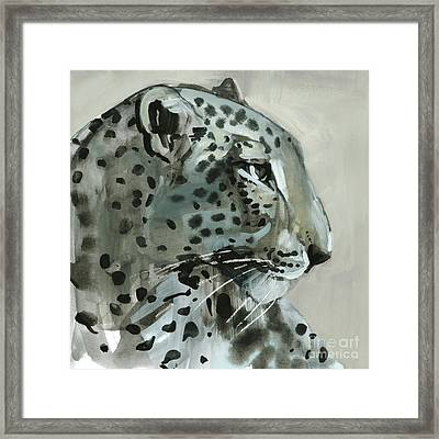 Shadow Framed Print by Mark Adlington
