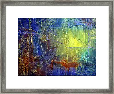 Shadow Of The Dream IIi Framed Print