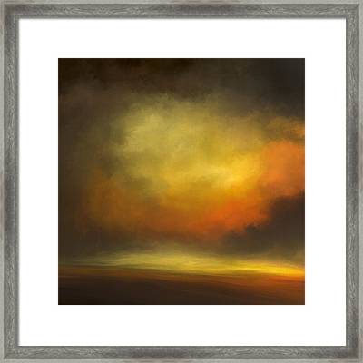 Shadowlands Framed Print