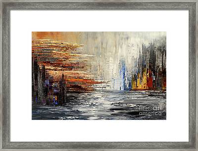 Shadowlands Framed Print by Tatiana Iliina