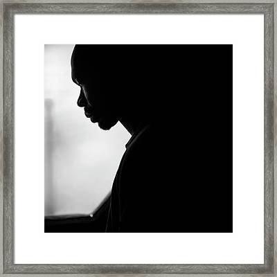 Framed Print featuring the photograph Shadows by Eric Christopher Jackson
