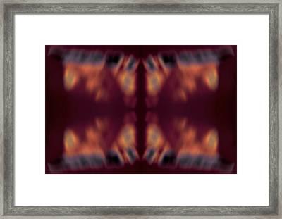 Shadow's Fatigue 2015 Framed Print by James Warren