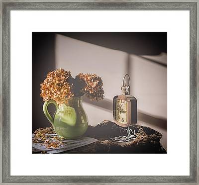 Afternoon Fantasy Framed Print
