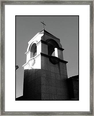 Shadows Of Truth Framed Print by Glenn McCarthy Art and Photography