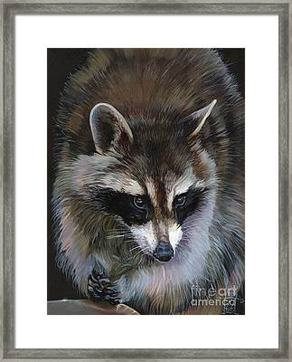 Shaken Not Stirred Framed Print