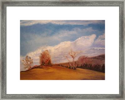 Shakertown 1 Framed Print by Karen Thompson