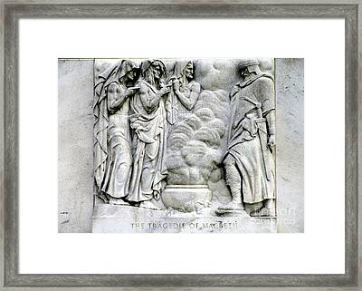 Shakespeares Macbeth Framed Print