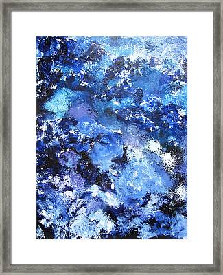 Shallow Water Framed Print by Gary Smith