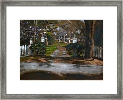 Shandy Taverrn Framed Print