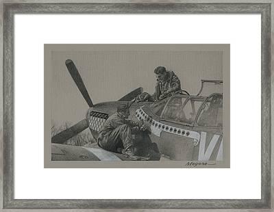 Shangri-la Framed Print