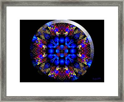 Shanna Framed Print by Robert Orinski