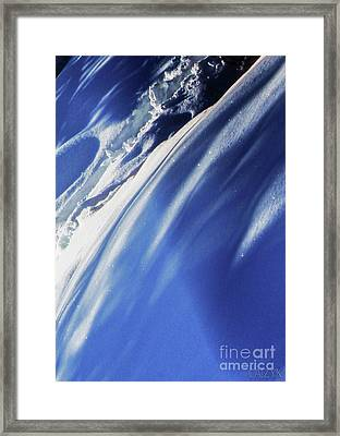 Framed Print featuring the photograph Shanow1 by Cazyk Photography
