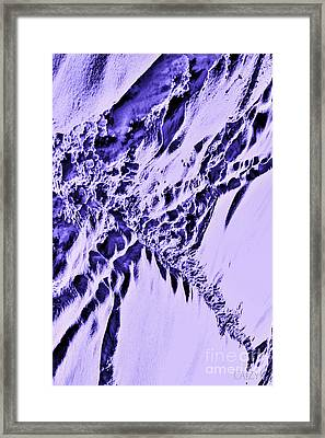 Framed Print featuring the photograph Shanow3 by Cazyk Photography