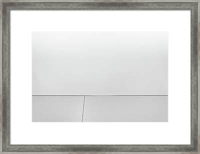 Shape And Line I Framed Print
