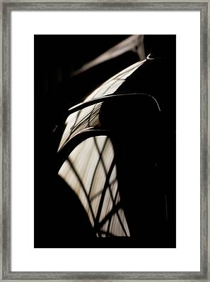 Shapes Framed Print by Paul Job