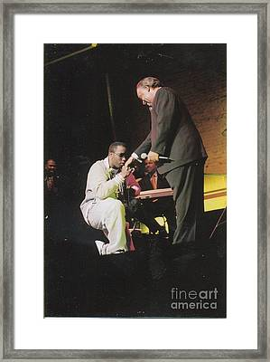 Sharpton 50th Birthday Framed Print