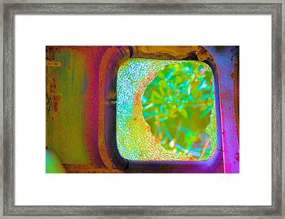 Shattered Dreams Framed Print by Jan Amiss Photography