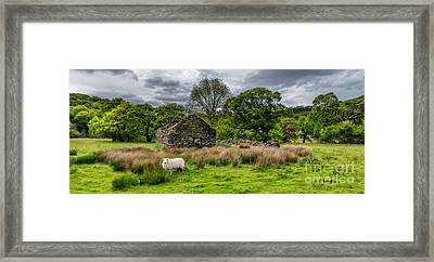 Shauns Place Framed Print by Adrian Evans